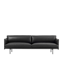 MUUTO Outline 3-pers. Sofa