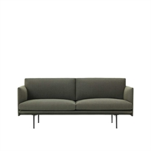 MUUTO Outline 2-pers. Sofa
