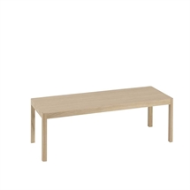 MUUTO Workshop Coffee Bord. 120x43 cm