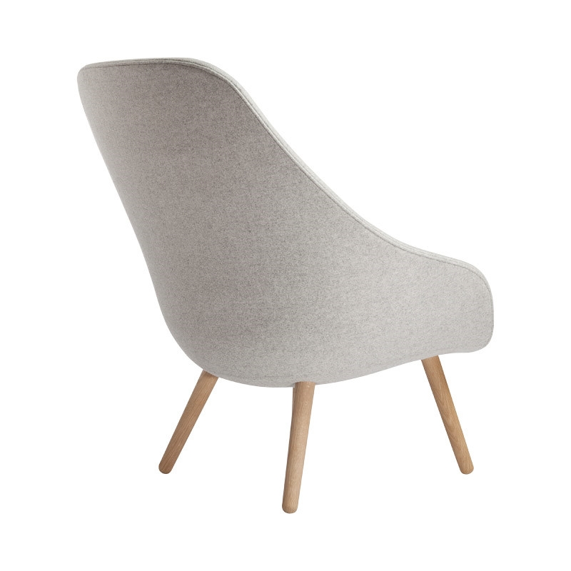Hay About A Lounge Chair AAL92 Høj